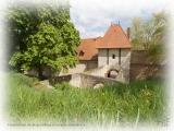 Die Rüsselsheimer Festung im Frühling